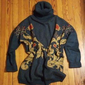 HM turtleneck sweater